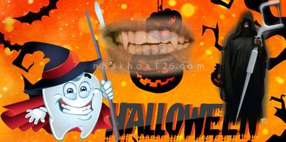 Khuyen mai Halloween